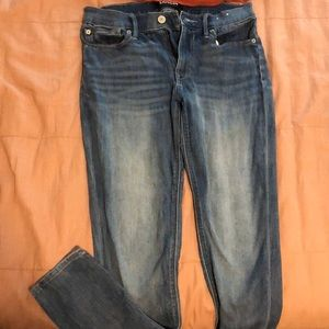 Express jeans!